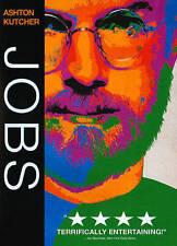 Jobs (DVD, 2013) Ashton Kutcher NEW Apple Computer SEALED Free Shipping