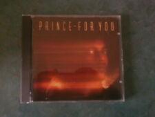 Warner  CD  FOR YOU von  PRINCE (1978)