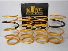 Lowered Front & Rear KING Springs to suit Ford Laser KA KB KC KE Models