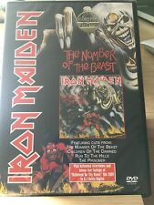IRON MAIDEN NUMBER OF THE BEAST CLASSIC ALBUMS SERIES DVD NEW SEALED 👹