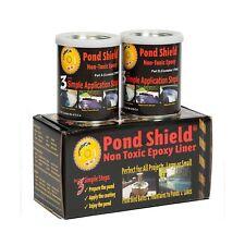 Pond Armor SKU-CBLUE-QT-R Non-Toxic Pond Shield Epoxy Paint, 1.5-Quart, Compe...