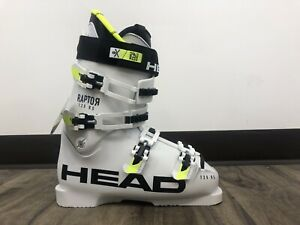 Head Raptor 120 RS World Cup Race Downhill Ski Boot
