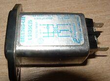 Belling Lee L2135C/S 5A IEC inlet mains filter L2135C