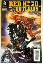 Red Hood and the Outlaws Issue 31 New 52 First Print NM