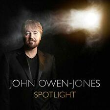 John Owen-Jones - Spotlight [CD]