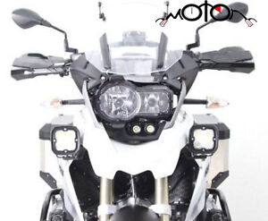 BMW R1200GS LC 2013 - 2021 Denali D4 Trioptic Lighting Kit & Light Mount