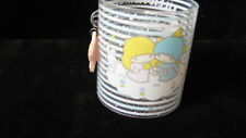 Sanrio Little Twin Stars Pen/Pencil Cup Holder Stand Acrylic 1976 Vintage NEW