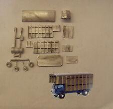 P&D Marsh N Gauge N Scale E93 Morris cattle lorry kit requires painting