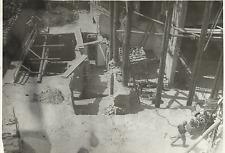 FOTOGRAFIA ORIGINALE_ALESSANDRIA_LAVORI DI SOCCORSO_SOC. TELEFONI _ APRILE 1944
