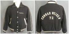 Cappotti e giacche vintage da uomo neri 100% Lana