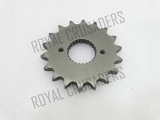 NEW ROYAL ENFIELD CLASSIC 500 EFI GEARBOX SPROCKET 18T (CODE 1602)