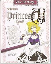 PRINCESS AI Color Me Manga, by Misaho Kujiradou, Courtney Love, D.J. Milky NEW