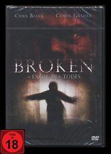 DVD BROKEN - ENGEL DES TODES - FSK 18 HORROR *** NEU ***