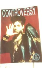 PRINCE CONTROVERSY MAGAZINE   ISSUE #  37 GREAT CONDITION