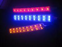 LED Strip lights, choose colour and length