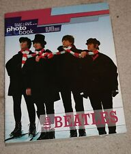 """The Beatles """"Tear Out Photo Book"""" 1993 Oliver Books 44 Pages Very good to Exc."""