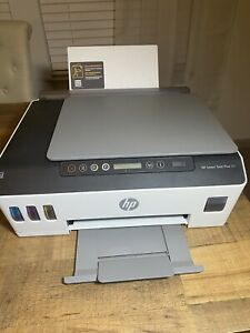 HP Smart Tank Plus 551 Wireless All In One Printer Scan Copy Tested Works