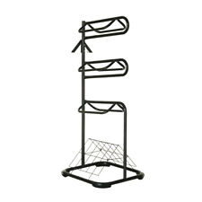 Heavy Duty Three Tier Saddle Rack