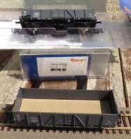 Roco 76114  2 er Set Offene Güterwagen CFL Luxemburgischen Staatsbahn Ep.3/4