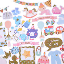73XCreative Baby Die Cuts Stickers For Scrapbooking Happy Planner Card Making DS
