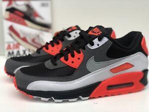 NEW NIKE AIR MAX 90 OG Reverse Infrared 725233 006 Size 7 + Sneaker Freaker #26