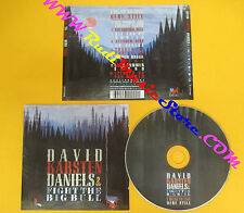 CD DAVID KARSTEN DANIELS & FIGHT THE BIG BULL I Mean To Live no lp mc dvd (CS11)