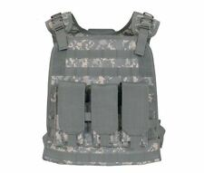Modular Plate Carrier Vest ACU Fox Outdoor Products Tactical Survival NEW