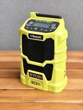 Ryobi One+ 18V Bluetooth Radio