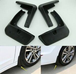 Fit For Hyundai Elantra sedan 2017-2020 Mud Flap Flaps Splash Guards Mudguards*4