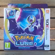 Pokémon Lune édition collector (Fan Edition) Nintendo 3DS NEUF