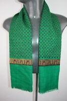 Vintage wool style Scarf Mod dandy retro mens womens cravat foulard *1445