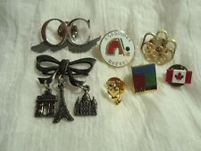 VINTAGE/MODERN PINS! Collection of 6! Fun Group!