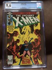 X-Men #134 CGC 9.6  White pages 1st Appearance Of Dark Phoenix
