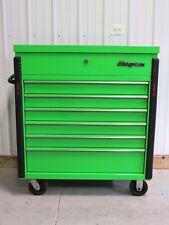 Snap On Extreme Green KRSC46GPJJ Tool Box Cart