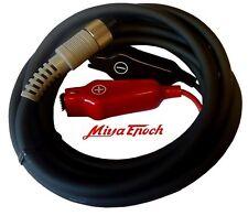 Cavo alimentazione mulinello elettrico bolentino Miya Epoch Command X4 X6 cable