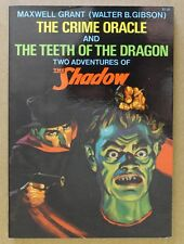 The Shadow: The Crime Oracle & The Teeth of the Dragon SC 1975