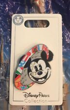 Disney Parks Collection Series Mickey Mouse Countries Epcot Pin 2018 New