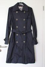 Damen Sommerjacke Jacke Trenchcoat Mantel concept K dunkelblau Größe 38 M –neu-