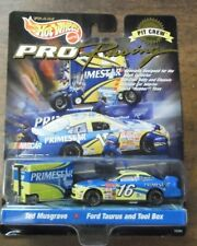 1998 Hot Wheels Pro Racing Pit Crew Ted Musgrave #16 Ford Taqurus  051119LLECAR