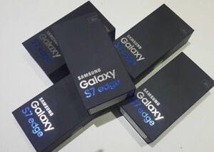 Samsung Galaxy S7 EDGE - 32GB - Smartphone - Unlocked sim free phone or FULL SET