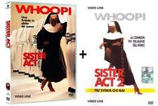 Dvd Sister Act 1-2 (2 Film DVD)  ......NUOVO