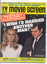 TV AND MOVIE SCREEN  August 1970 (8/70) - Complete Issue