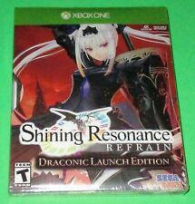 Shining Resonance Refrain: Draconic Launch Edition Xbox One New! Free Shipping!
