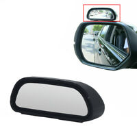 2Pcs Blind Spot Mirror Wide Angle Rear View Adjustable Car Side Mirror Universal