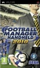 Sony PSP PlayStation Portable Game Football Manager 2010 Boxed