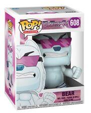 Funko POP! Vinyl Teen Titans Go! Cee-Lo Bear Collectable Figure No 608
