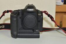 Canon EOS 1D Mark II 8.2MP Digital SLR Camera - Black (Body Only)