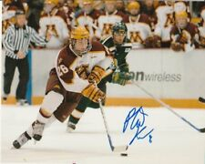 PHIL KESSEL SIGNED U of MINNESOTA GOLDEN GOPHERS 8x10 PHOTO! PITTSBURGH PENGUINS