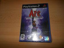 PS2 Arc Twilight Of The Spirits,Pal Reino Unido Nuevo & Sony Precinto de Fábrica