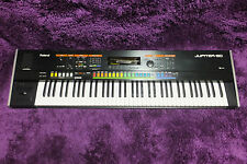 used Roland Jupiter-50 Synthesizer Keyboard music workstation w/ Softcase 170223
